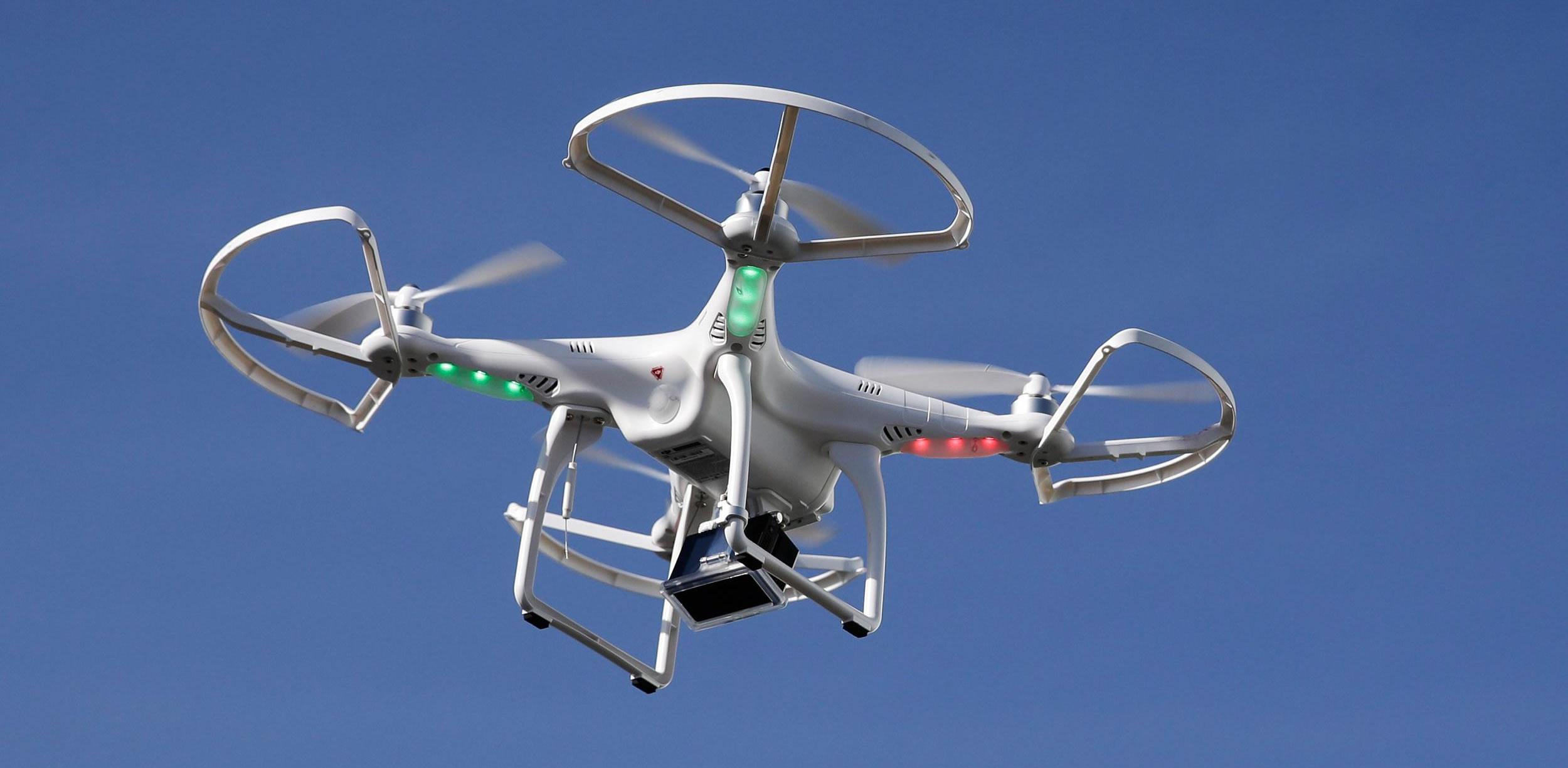 Drone legislation